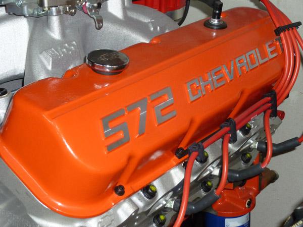Chevrolet BB 572ci